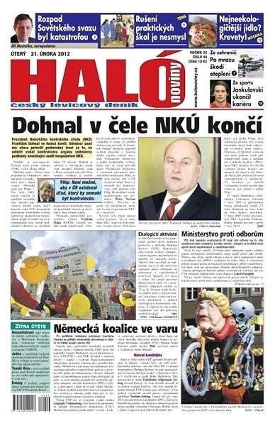 Haló noviny - 21_02_2012 - Elektronické noviny