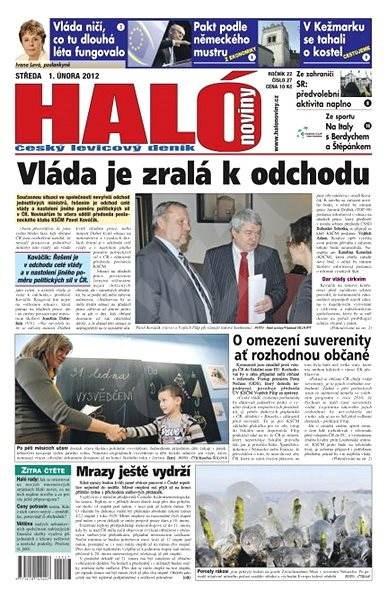 Haló noviny - 01_02_2012 - Elektronické noviny