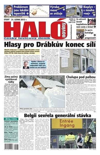 Haló noviny - 31_01_2012 - Elektronické noviny