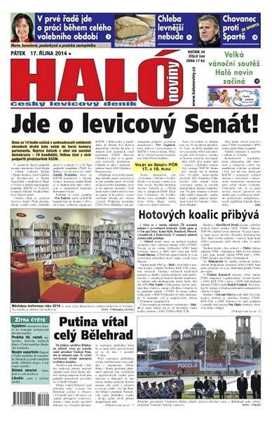 Haló noviny - 17_10_2014 - Elektronické noviny