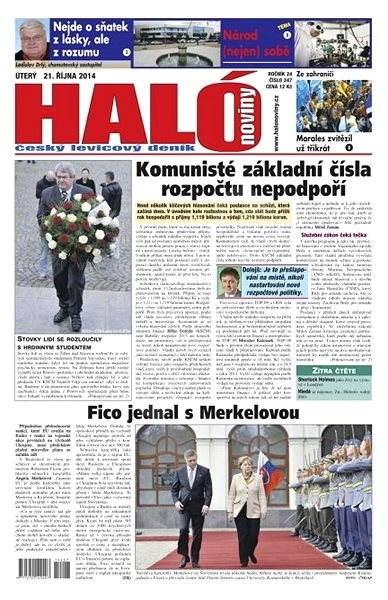 Haló noviny - 21_10_2014 - Elektronické noviny