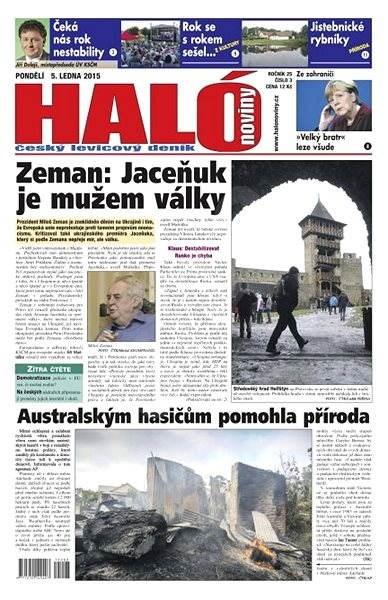 Haló noviny - 05_01_2014 - Elektronické noviny