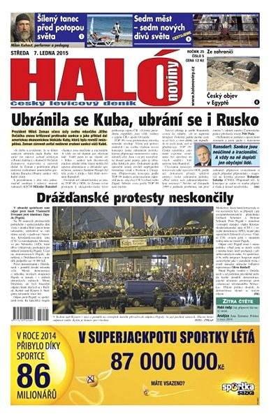 Haló noviny - 07_01_2014 - Elektronické noviny