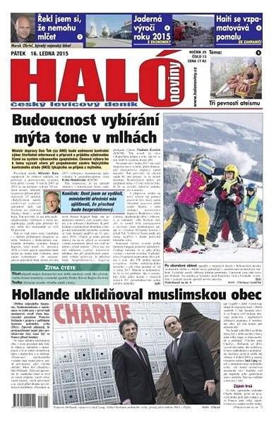 Haló noviny - 16_01_2015 - Elektronické noviny