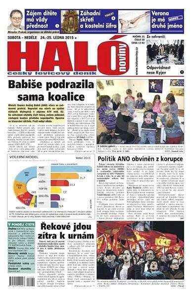Haló noviny - 24_01_2015 - Elektronické noviny