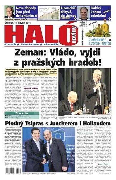Haló noviny - 05_02_2015 - Elektronické noviny
