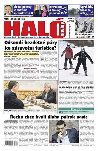 Haló noviny - 20_02_2015 - Elektronické noviny