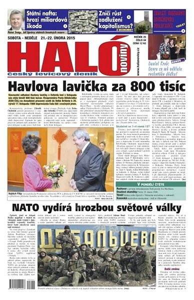 Haló noviny - 21_02_2015 - Elektronické noviny