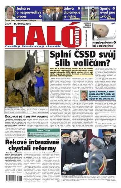 Haló noviny - 24_02_2015 - Elektronické noviny