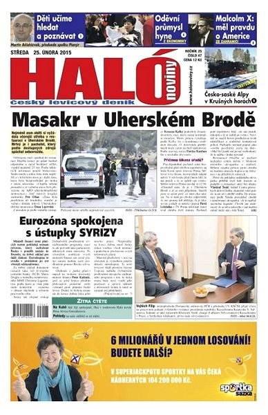 Haló noviny - 25_02_2015 - Elektronické noviny