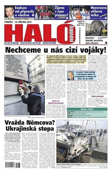 Haló noviny - 16_03_2015 - Elektronické noviny