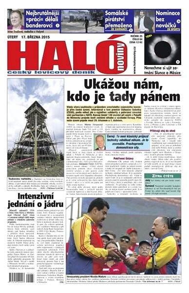 Haló noviny - 17_03_2015 - Elektronické noviny