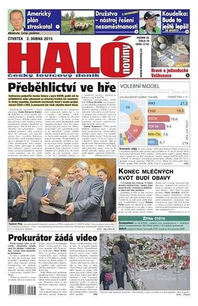 Haló noviny - 02_02_2015 - Elektronické noviny
