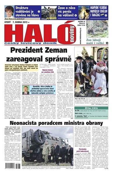 Haló noviny - 07_04_2015 - Elektronické noviny