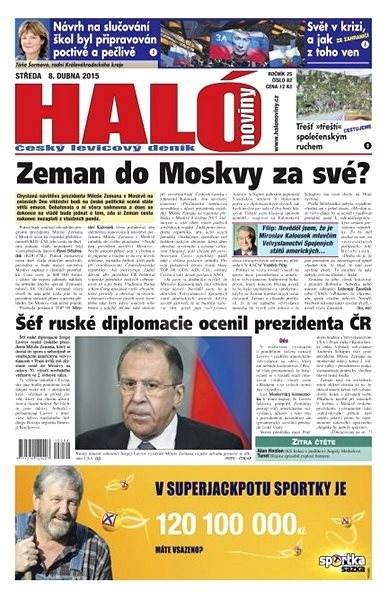 Haló noviny - 08_04_2015 - Elektronické noviny