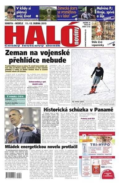 Haló noviny - 11_04_2015 - Elektronické noviny