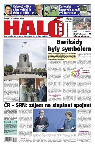 Haló noviny - 05_05_2015 - Elektronické noviny