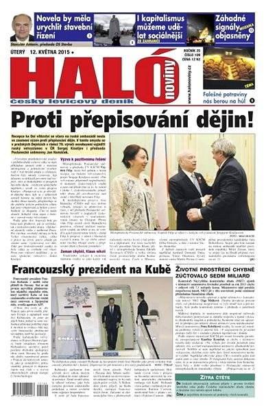 Haló noviny - 12_05_2015 - Elektronické noviny