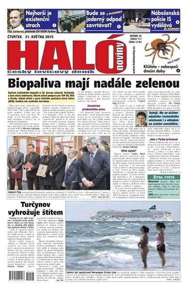 Haló noviny - 21_05_2015 - Elektronické noviny