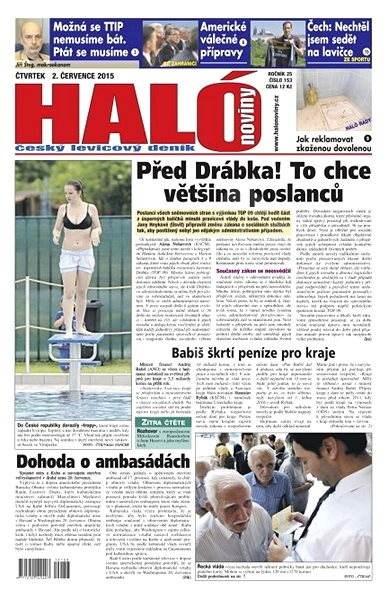 Haló noviny - 02_07_2015 - Elektronické noviny
