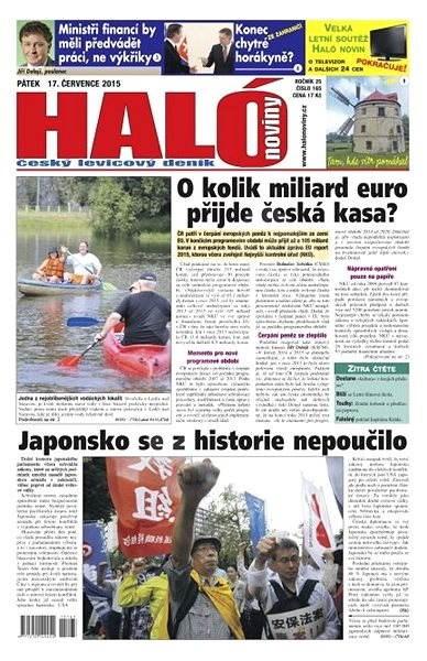 Haló noviny - 17_07_2015 - Elektronické noviny
