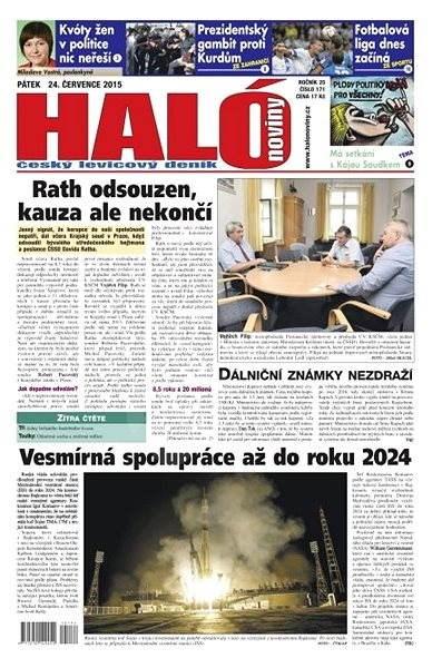 Haló noviny - 24_07_2015 - Elektronické noviny
