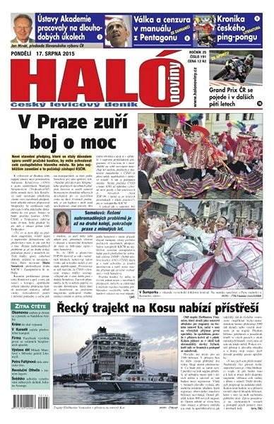 Haló noviny - 17_08_2015 - Elektronické noviny