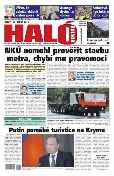 Haló noviny - 18_08_2015 - Elektronické noviny