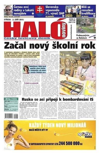 Haló noviny - 02_09_2015 - Elektronické noviny