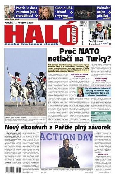 Haló noviny - 07_12_2015 - Elektronické noviny