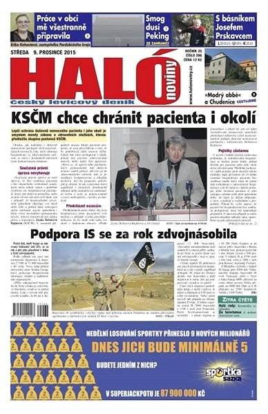 Haló noviny - 09_12_2015 - Elektronické noviny