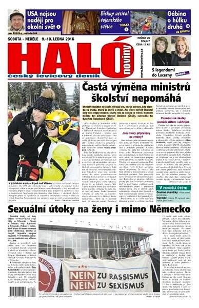 Haló noviny - 09_01_2016 - Elektronické noviny