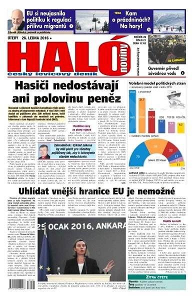 Haló noviny - 26_01_2016 - Elektronické noviny