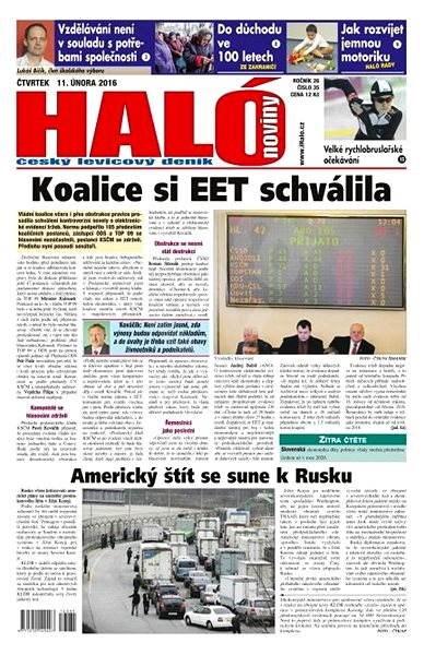 Haló noviny - 11_02_2016 - Elektronické noviny