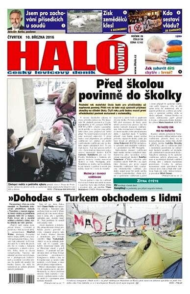 Haló noviny - 10_03_2016 - Elektronické noviny