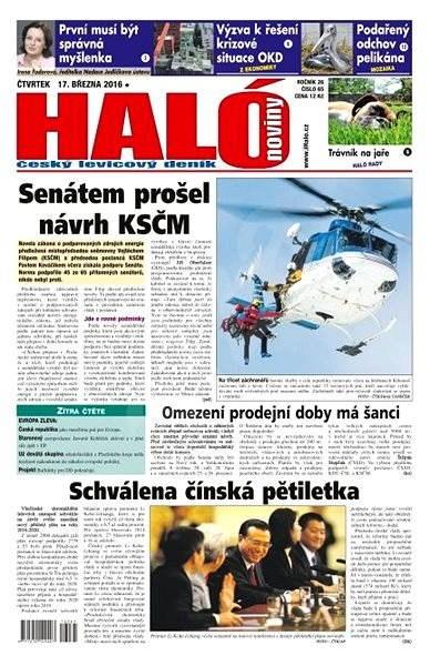 Haló noviny - 17_03_2016 - Elektronické noviny