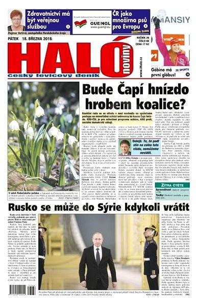 Haló noviny - 18_03_2016 - Elektronické noviny