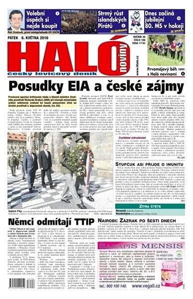 Haló noviny - 06_05_2016 - Elektronické noviny