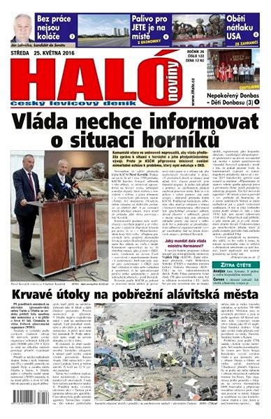 Haló noviny - 25_05_2016 - Elektronické noviny