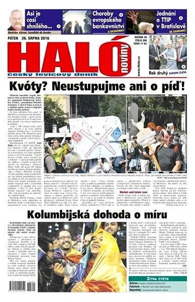 Haló noviny - 26_08_2016 - Elektronické noviny