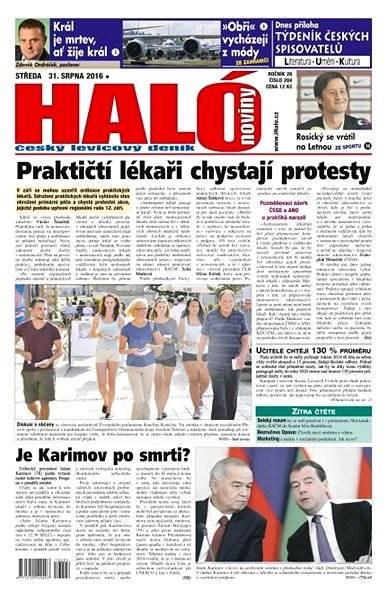 Haló noviny - 31_08_2016 - Elektronické noviny