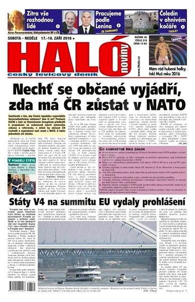 Haló noviny - 17_09_2016 - Elektronické noviny