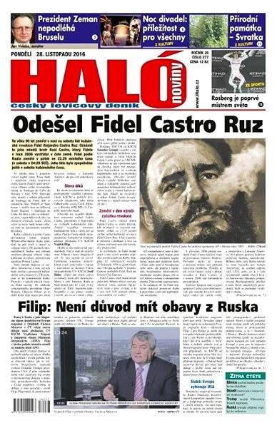 Haló noviny - 28_11_2016 - Elektronické noviny
