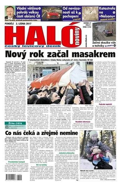 Haló noviny - 02_01_2017 - Elektronické noviny