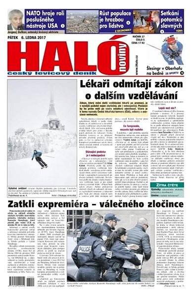 Haló noviny - 06_01_2017 - Elektronické noviny