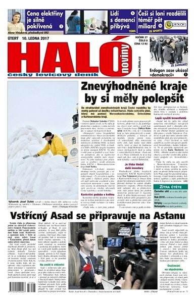 Haló noviny - 10_01_2017 - Elektronické noviny