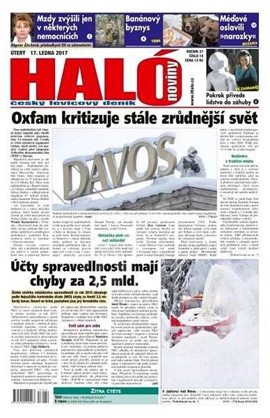 Haló noviny - 17_01_2017 - Elektronické noviny