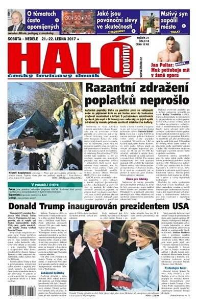 Haló noviny - 21_01_2017 - Elektronické noviny