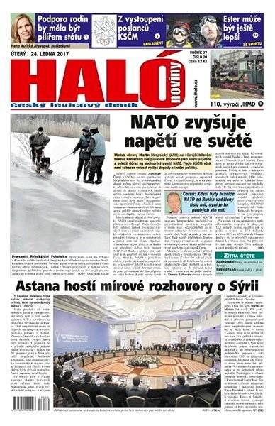 Haló noviny - 24_01_2017 - Elektronické noviny
