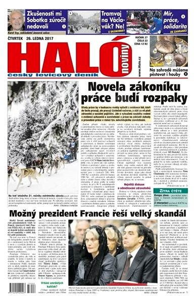 Haló noviny - 26_01_2017 - Elektronické noviny